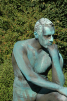 Statue Bodypainting events Atelier Muschka Performance